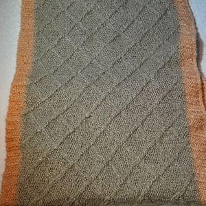 Betsey Johnson infinity scarf